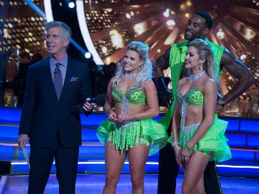 "DANCING WITH THE STARS - ""Episode 2310"" - The five"
