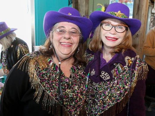 The Mystic Krewe of Nereids kicks off the Mardi Gras