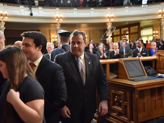 Christie unveils $35 5 billion state bud plan his last
