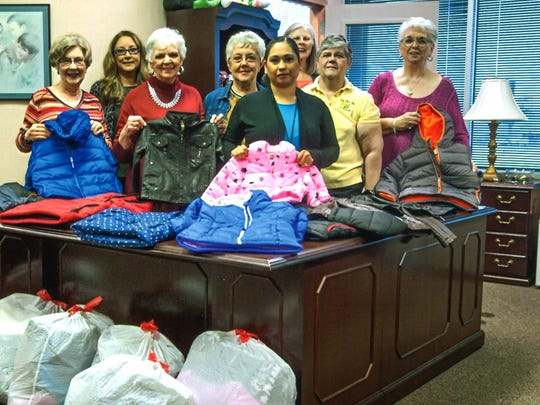 San Angelo Sorority Sisters Delight In Giving