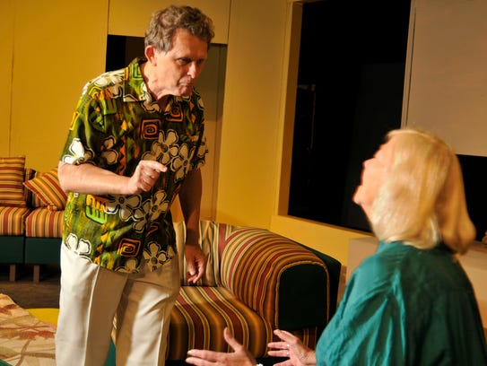Tom Nance and Nancy Holley stars in the production