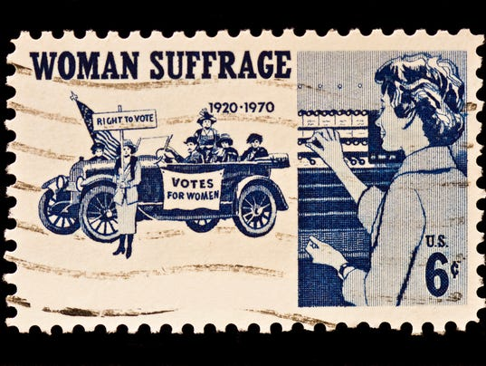 Local history south jersey women get right to vote in 1920