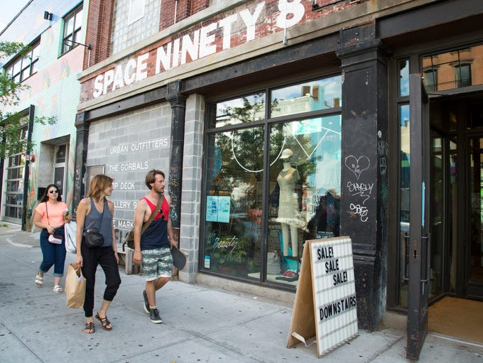 Urban Outfitters' Space Ninety 8 in Brooklyn welcomes