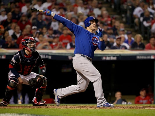 Game 6: Chicago Cubs at Cleveland