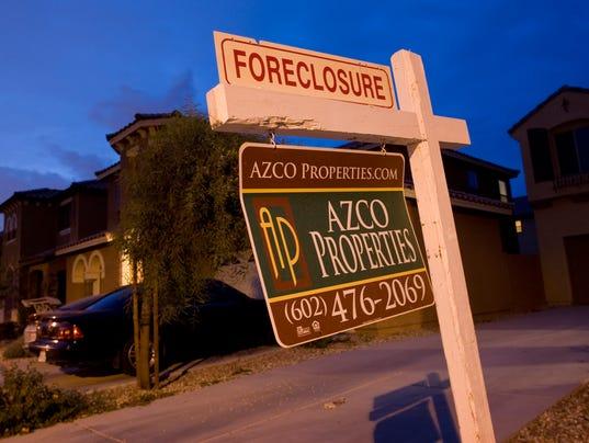 2007 - Real-estate crash