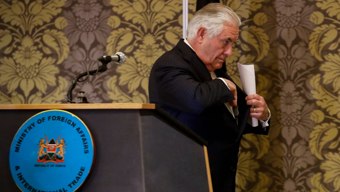 Why Secretary of State Rex Tillerson was fired now and what it means for North Korea talks