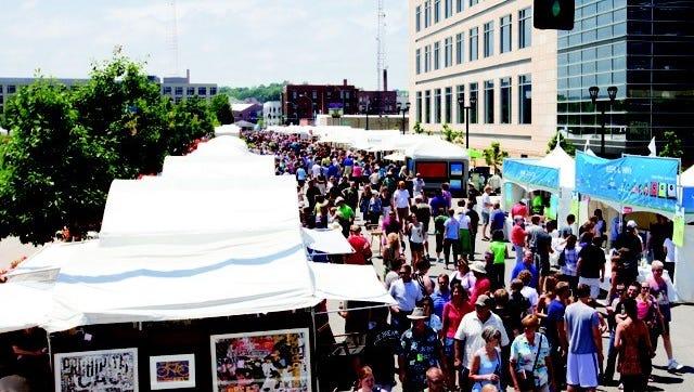 Des Moines Art Festival