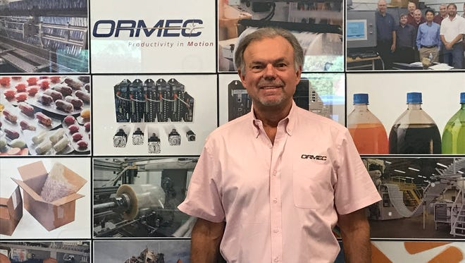 Ed Krasnicki is CEO and president of Ormec Systems.