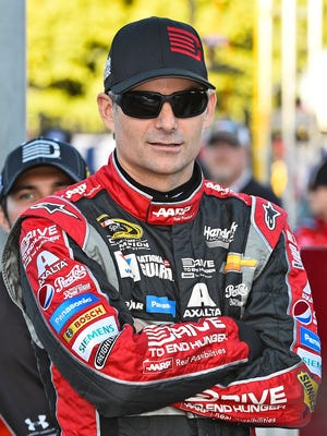 Jeff Gordon earned the 200th career pole for Hendrick Motorsports in NASCAR's Cup Series.