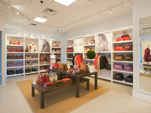 Coach notoriously offers great deals at the outlet shops, making this a great place for holiday gift shopping. Lucky consumers can score handbags for less than $100 and loads of accessories.