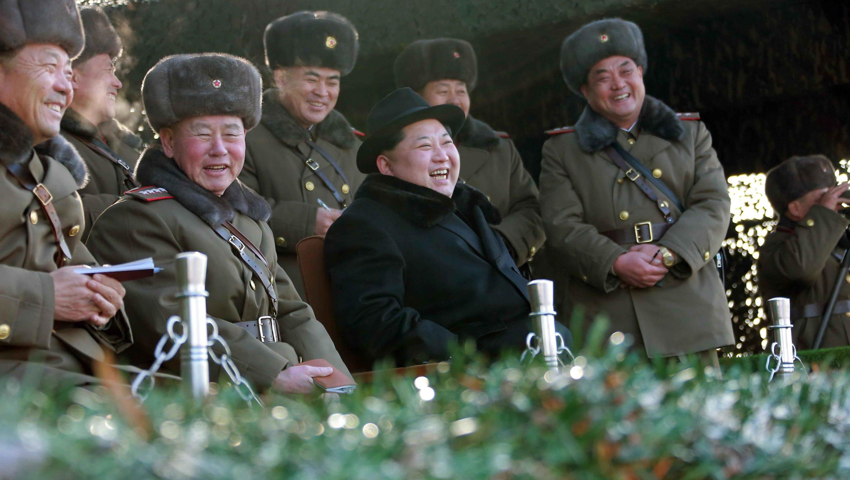 nordkorea militär