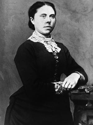Mrs. Belle Gunness, circa 1908
