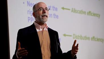 Rutgers University economist Thomas Prusa
