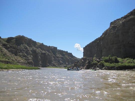 3 - Marias River