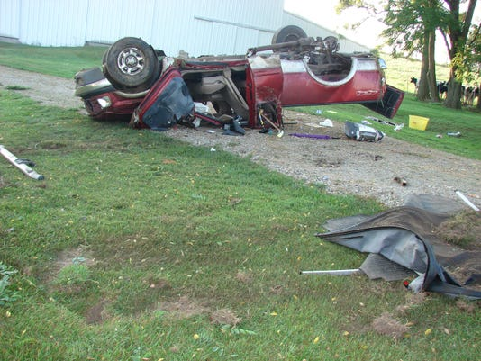 hagerstown accident