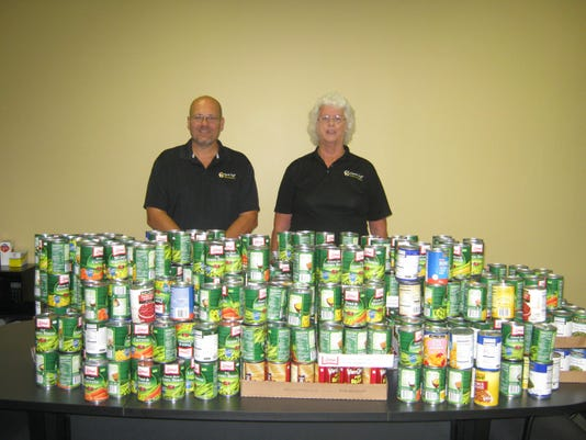 carolgoffsouth food drive pic