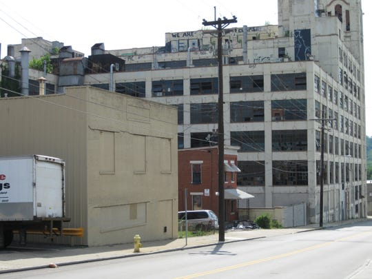 This vacant Arlington Street building was the site of Crosley Radio Corp. and radio station WLW. An Indianapolis-based company wants to redevelop the property to house 238 market-rate apartments.