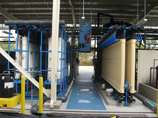 San Diego built a water purification demonstration project in preparation for a a recycling program that could provide one-third of the city's water supply by 2035.