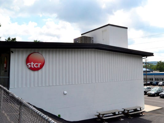 STCR building