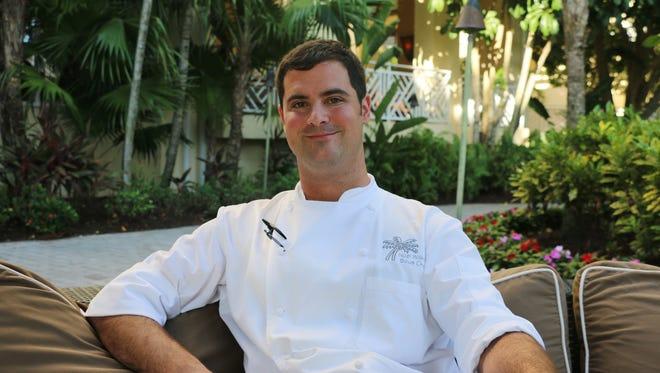 Noel Willhite, the garde manager chef for Hyatt Regency Coconut Point in Bonita Springs, has gained national attention after winning the regional Hyatt's Good Taste Series.