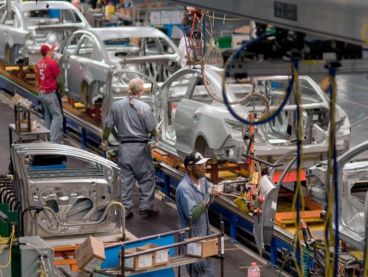 Gm Idling Five Car Assembly Plants Up To Three Weeks