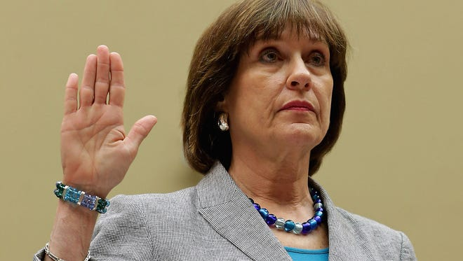 IRS official Lois Lerner asserted her constitutional right against self-incrimination before a House committee last May.