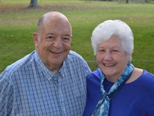 Anniversaries: Ray Edmonds & Wilma Edmonds