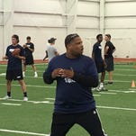 Quarterback University molding future college QBs in Detroit, nationally