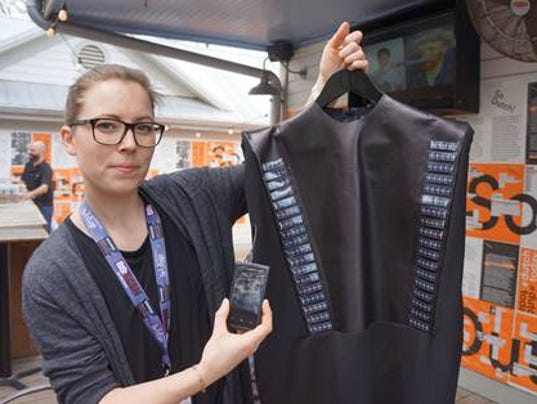 Wearable Tech That Sees The Light Of Day