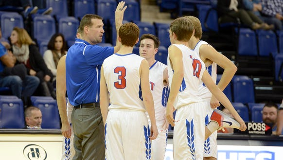 West Henderson is home for Tuesday's semifinal round