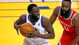 Draymond Green scored just four points in Game 6, but had 10 rebounds, nine assists, five blocks and four steals.