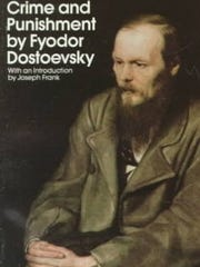 -  -Crime and Punishment by Fyodor Dostoevsky