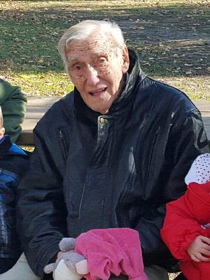 Paul Monchnik, 91, was killed at his home on Detroit's west side early Nov. 23, 2015.