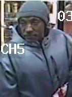 Man sought in four robberies