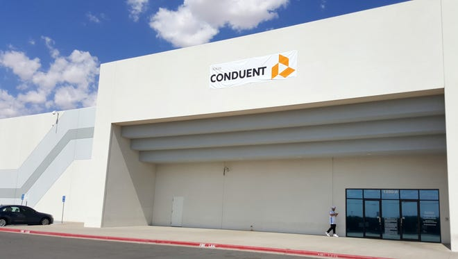 The Conduent Inc. call center, at 1390 Don Haskins Drive in East El Paso, has 300 job openings.