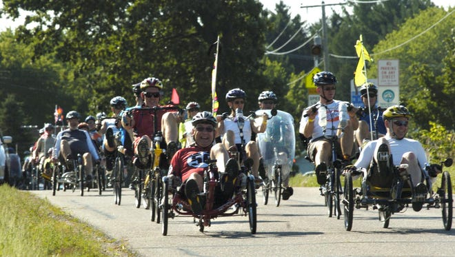 The Midwest Recumbent Rally will be held this weekend at the Hostel Shoppe in Stevens Point.