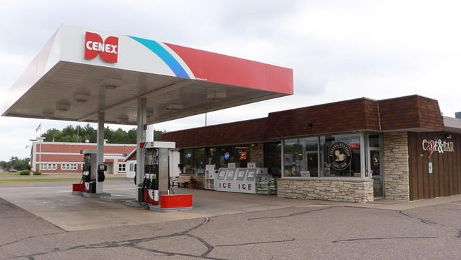 The Filling Station Cafe&Bar is located at a convenience store in Medford. Photo taken, Thursday, August 13, 2015.