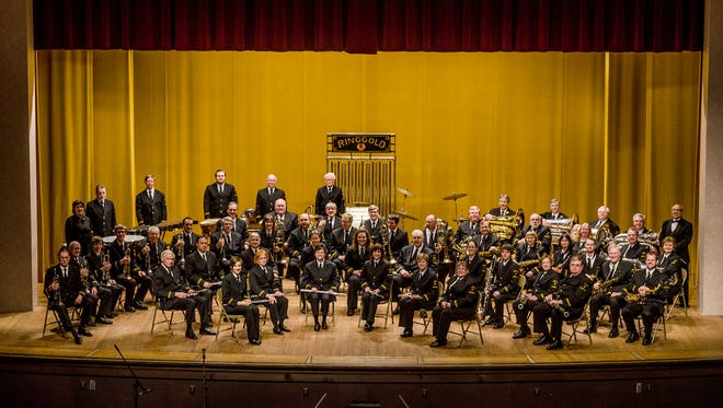 The Ringgold Band will perform at St. Andrews Presbyterian Church on Friday, Oct. 14.