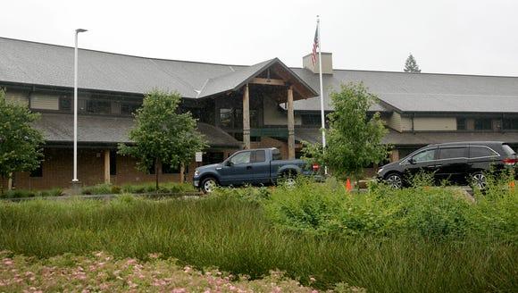 Hawk Elementary School at Jackson Park in the CK School