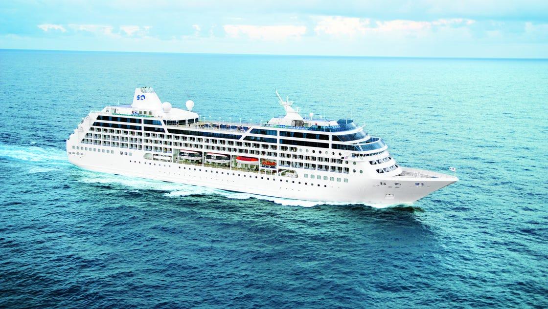 Oceania Cruises To Take Over Princess Ship