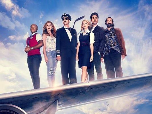 """FOX's """"LA To Vegas"""" - Season One"""