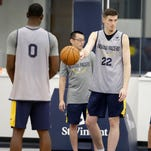 Pacers coach Nate McMillan names starters, rotation for preseason opener