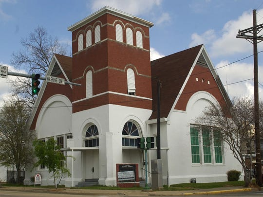 Shiloh Baptist Church in Alexandria was saved from