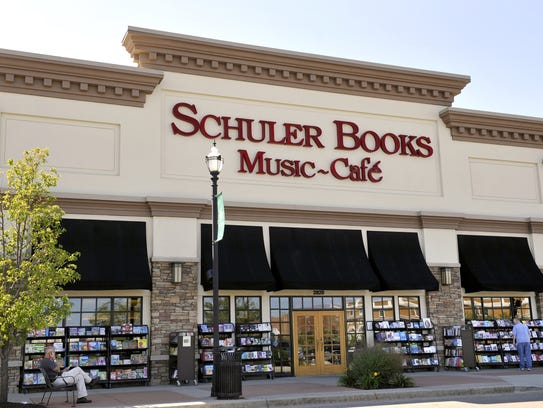 Schuler Books & Music in Eastwood Towne Center, which