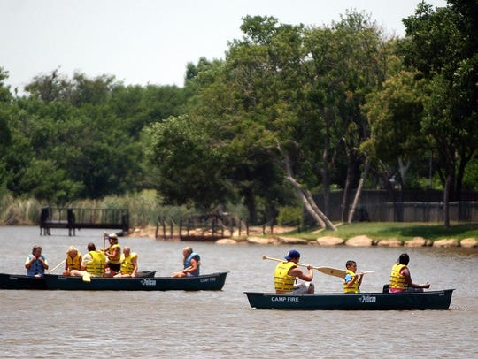 Camp Fire North Texas summer Day Camp offers older