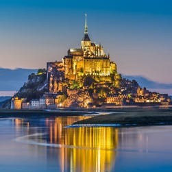 Beautiful photos of France's Mont Saint-Michel