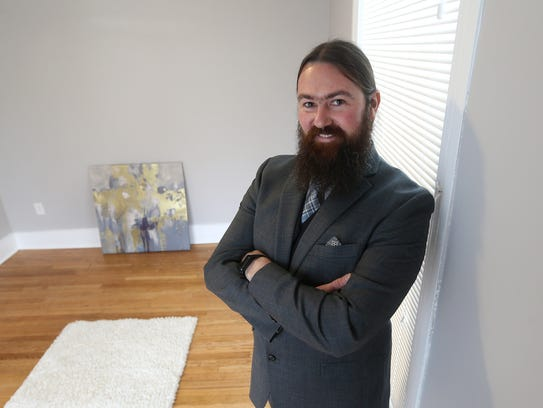 Mark Updegraff is investing in houses in the 19th Ward