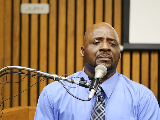 Floyd Dent testifies against ex-Inkster police officer