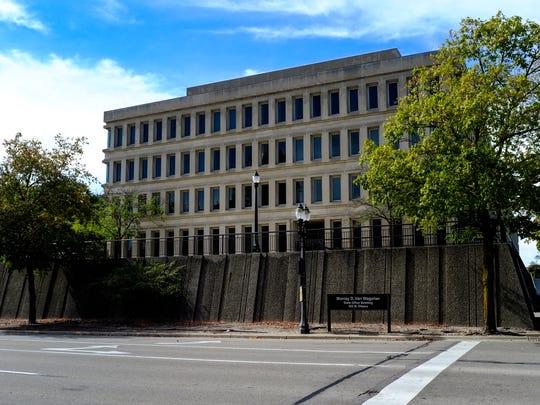 Murray D. Van Wagoner Building