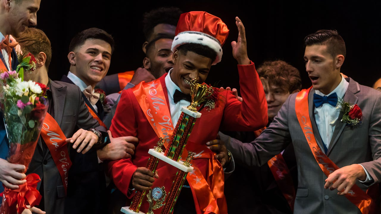 Isaih Pacheco took home the 2018 Mr. Vineland crown on Thursday, January 11.